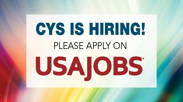 Child & Youth Services(CYS) is hiring!