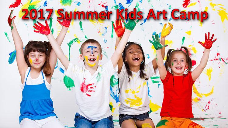 2017 Summer Kids Art Camp