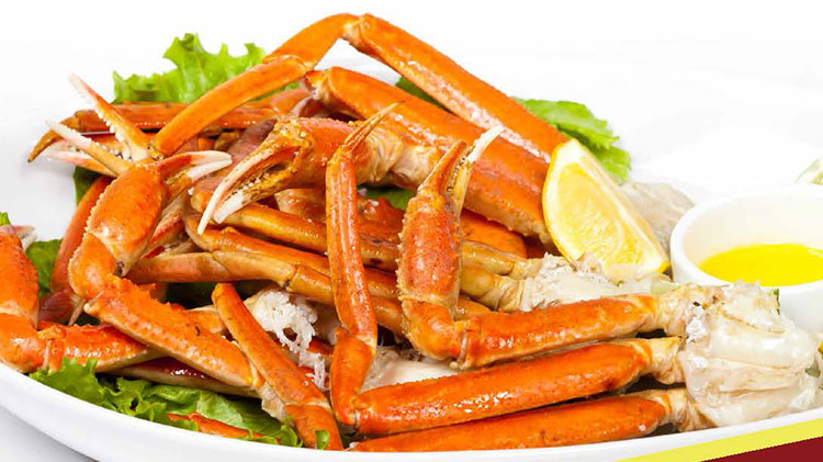 All-U-Can Eat Crab Night