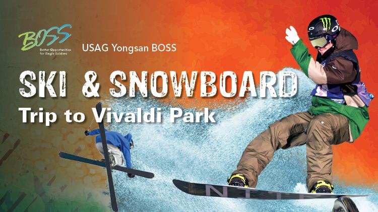 BOSS Ski & Snow Board Trip to Vivaldi Park