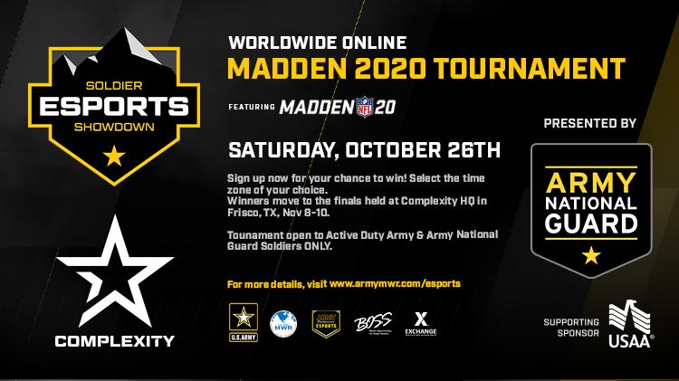 Madden 2020 Tournament