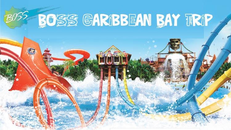 BOSS Caribbean Bay Trip