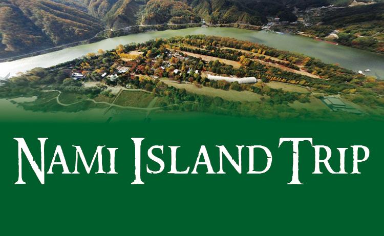 Nami Island Trip