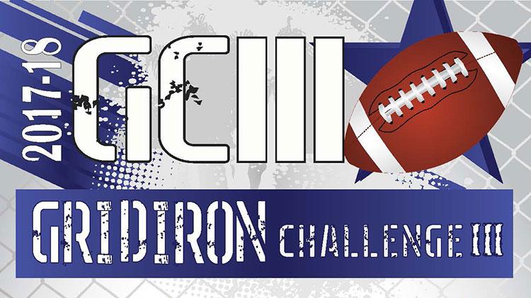 2017-18 Gridiron Challenge III