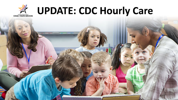 UPDATE: CDC Hourly Care