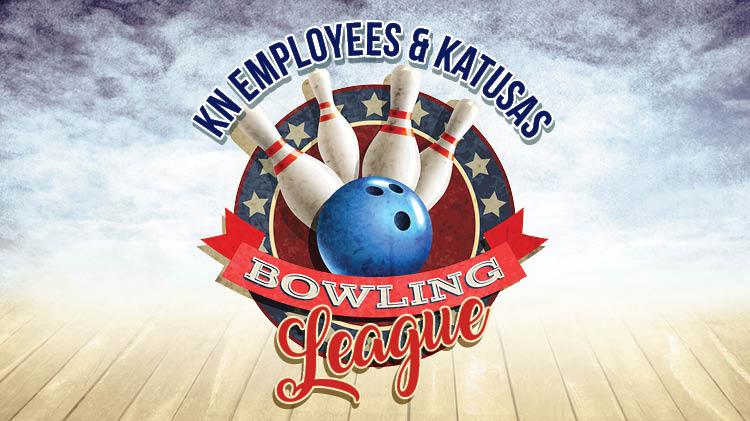 KN Employees & Katusas Bowling League