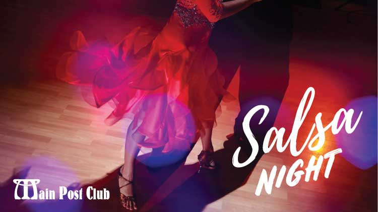 Saturday Salsa Night