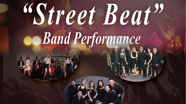 Street Beat Live Band Performance