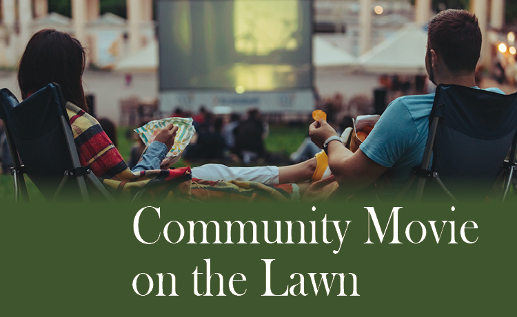 Community Movie on the Lawn